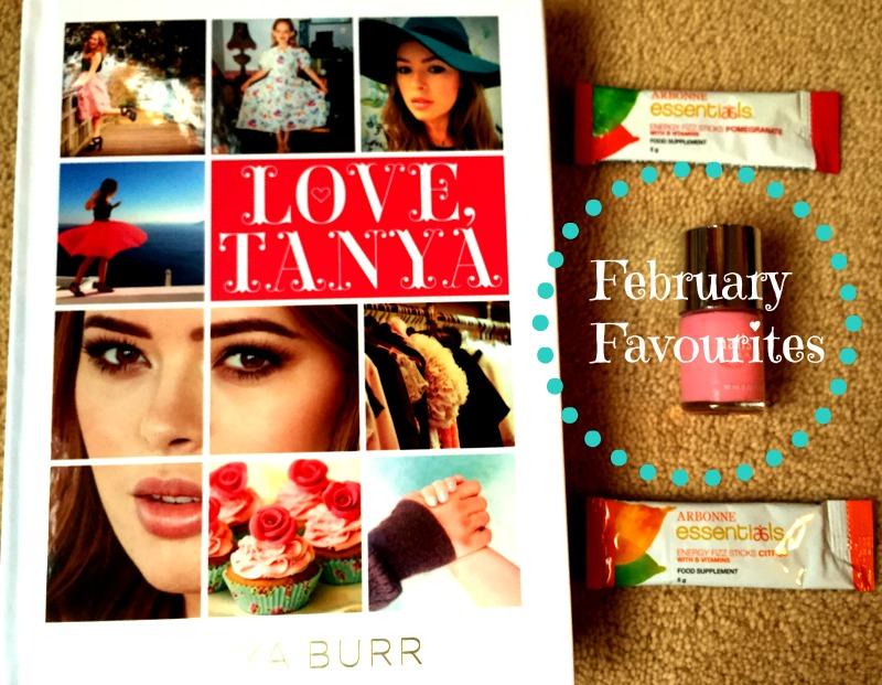 February Favourites 2015