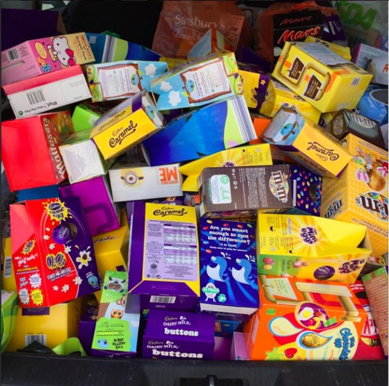 JCI Bradford Easter Egg Appeal