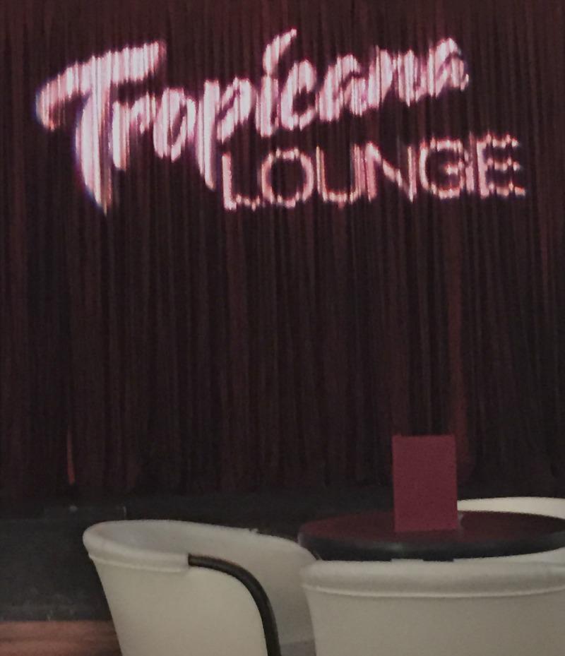 Tropicana Lounge, Las Vegas