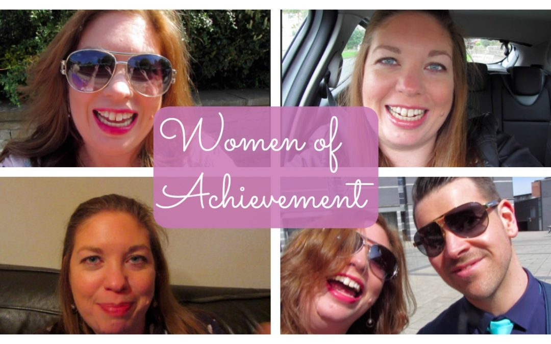 Women of Achievement – Weekly Vlog
