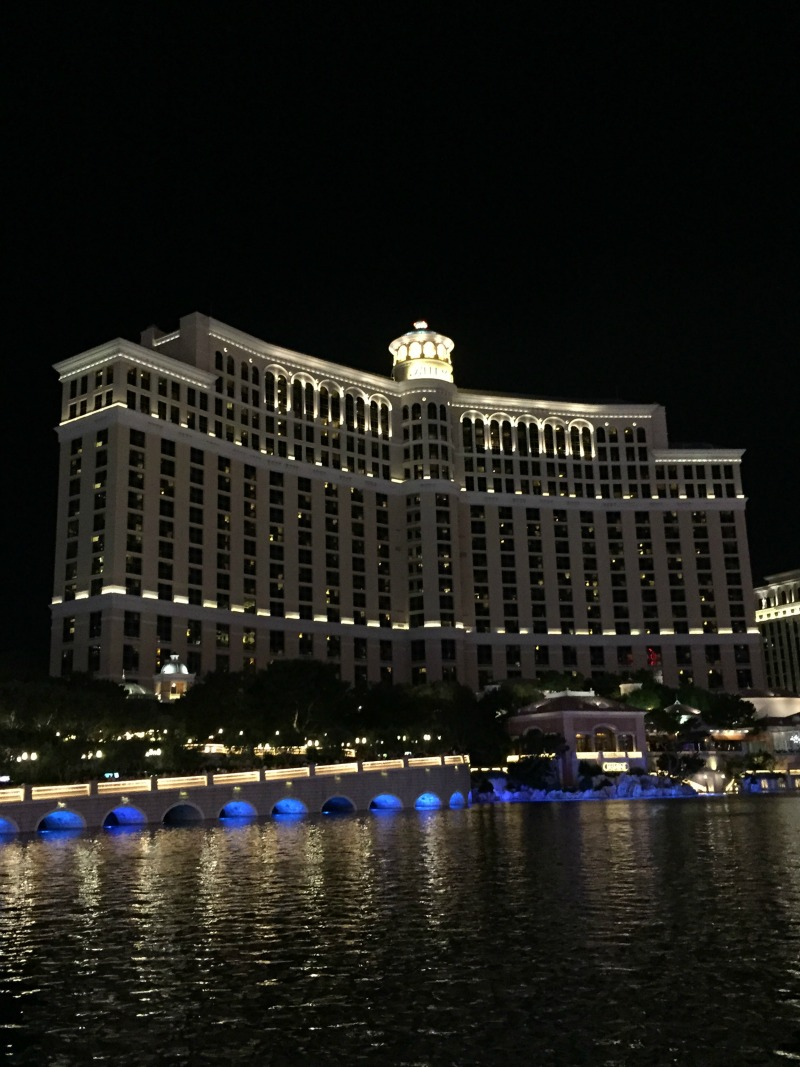 bellagio night