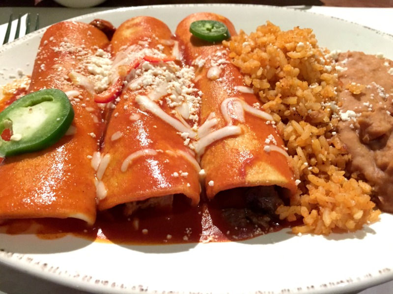 Mexican Food, MGM Grand, Las Vegas
