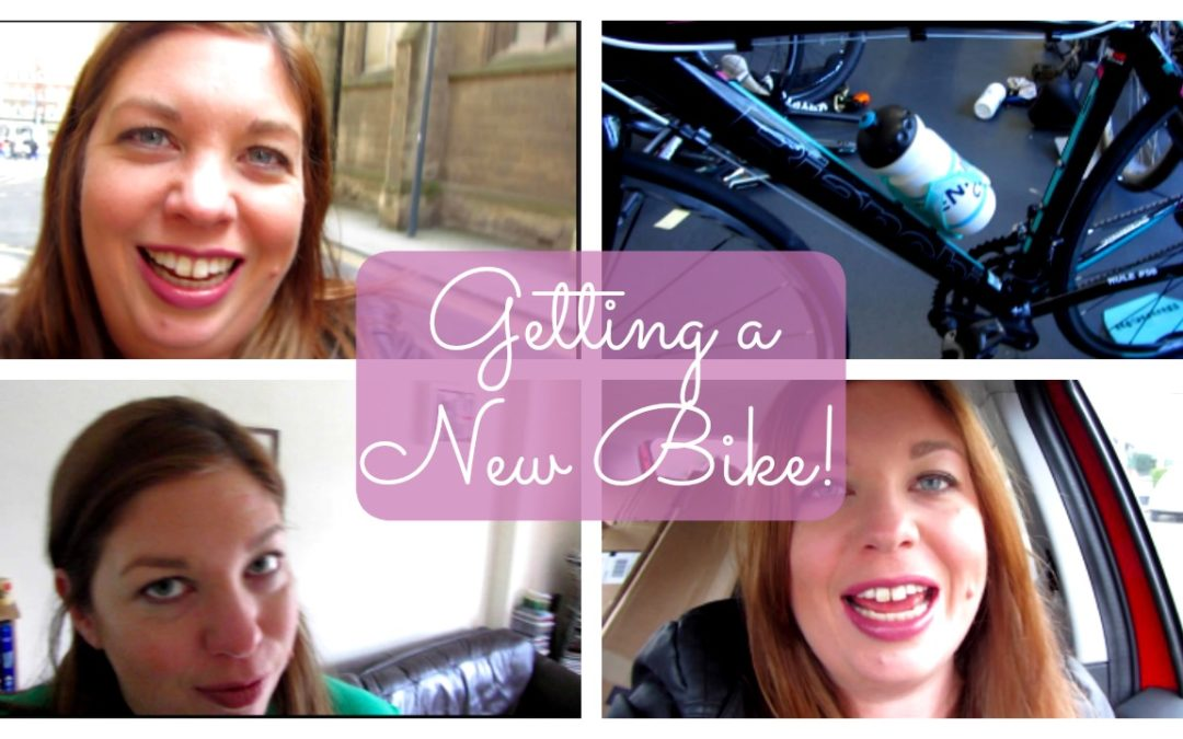Getting a New Bike – Weekly Vlog!