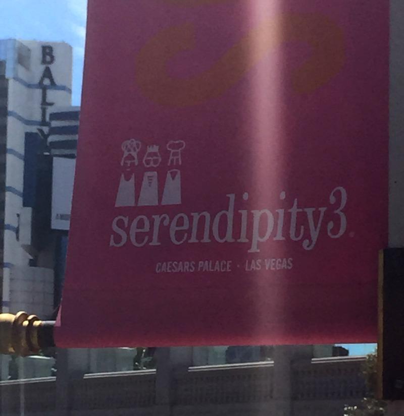 Serendipity 3 Las Vegas