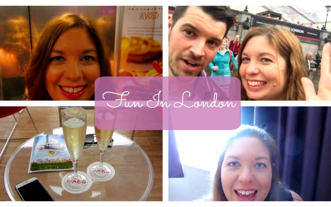 A Fun Weekend in London!