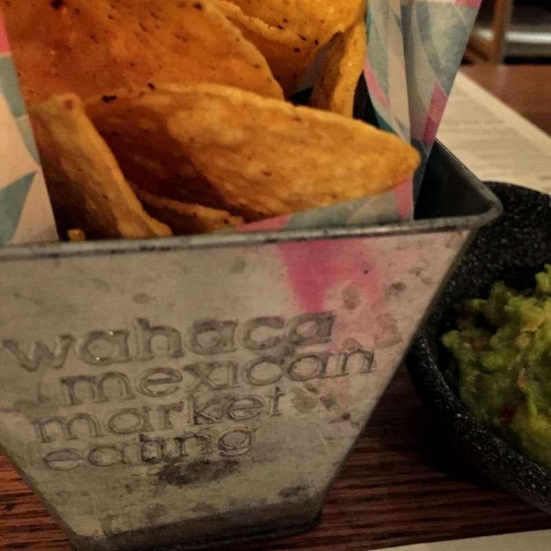 Wahaca Mexican Restaurant London