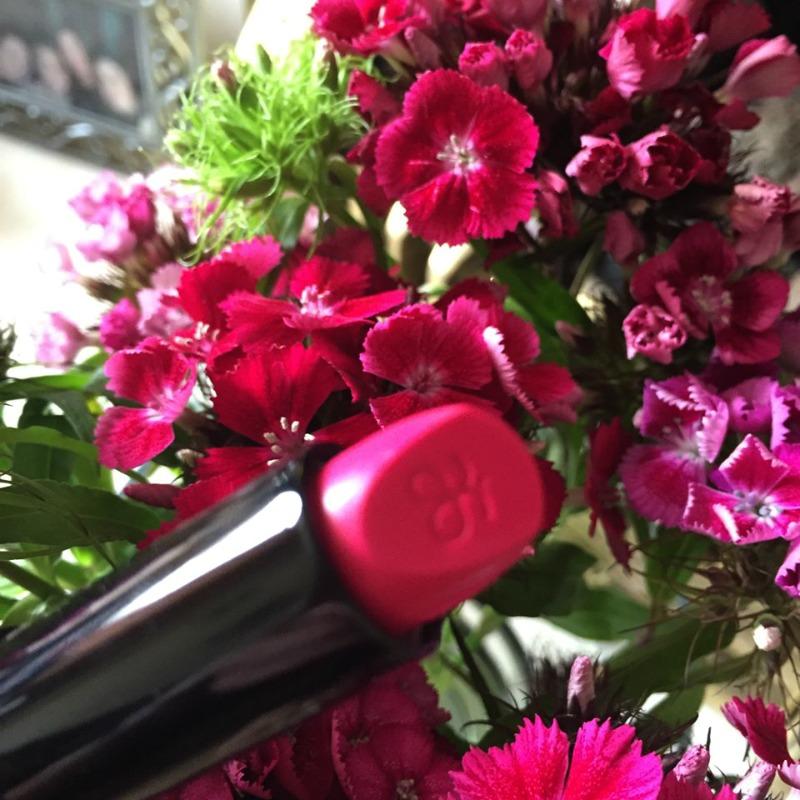Arbonne Peony lipstick