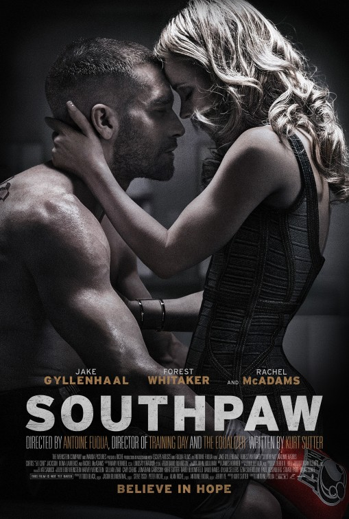 July Favourites - Southpaw