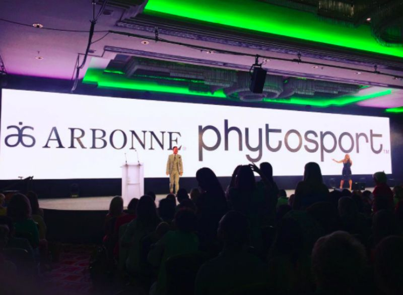 Arbonne Phytosport Sports Nutrition