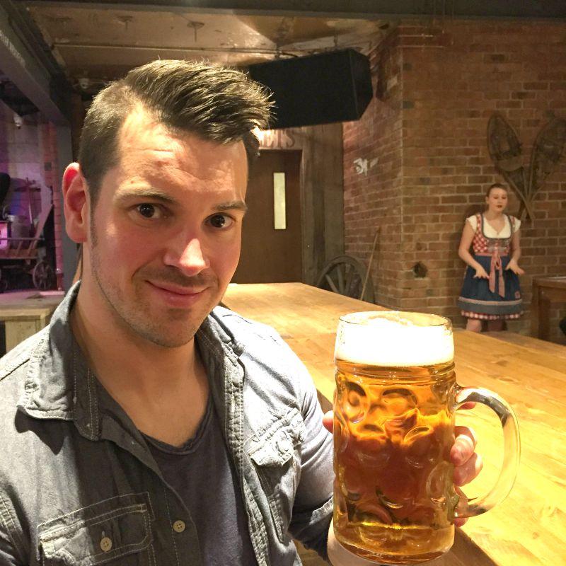 The Bierkeller Bradford