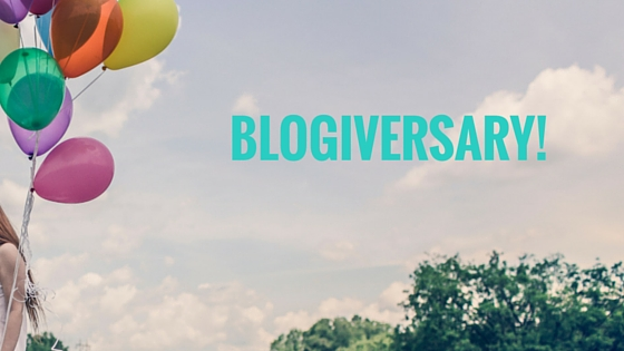 A 2 Year Blogiversary!