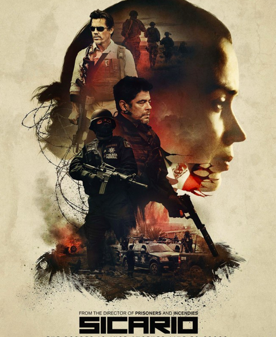Sicario – Film Review