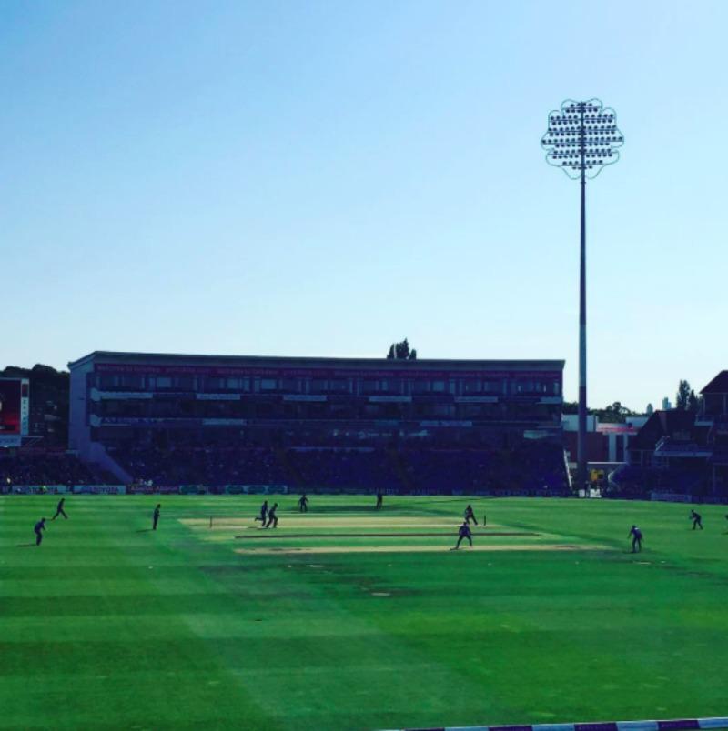 Yorkshire County Cricket Club Semi Final