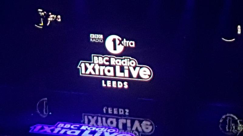 BBC Radio1 Xtra Live