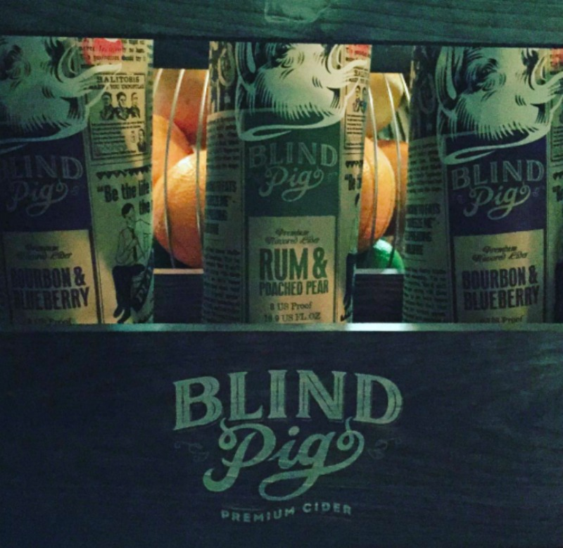blind pig cider launch