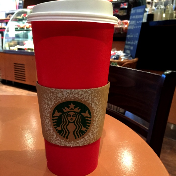 Starbucks Red Cup, Vitality Insurance