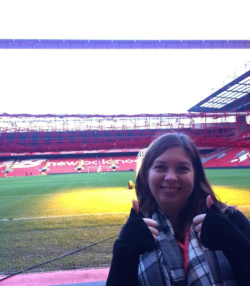 Anfield Stadium Tour