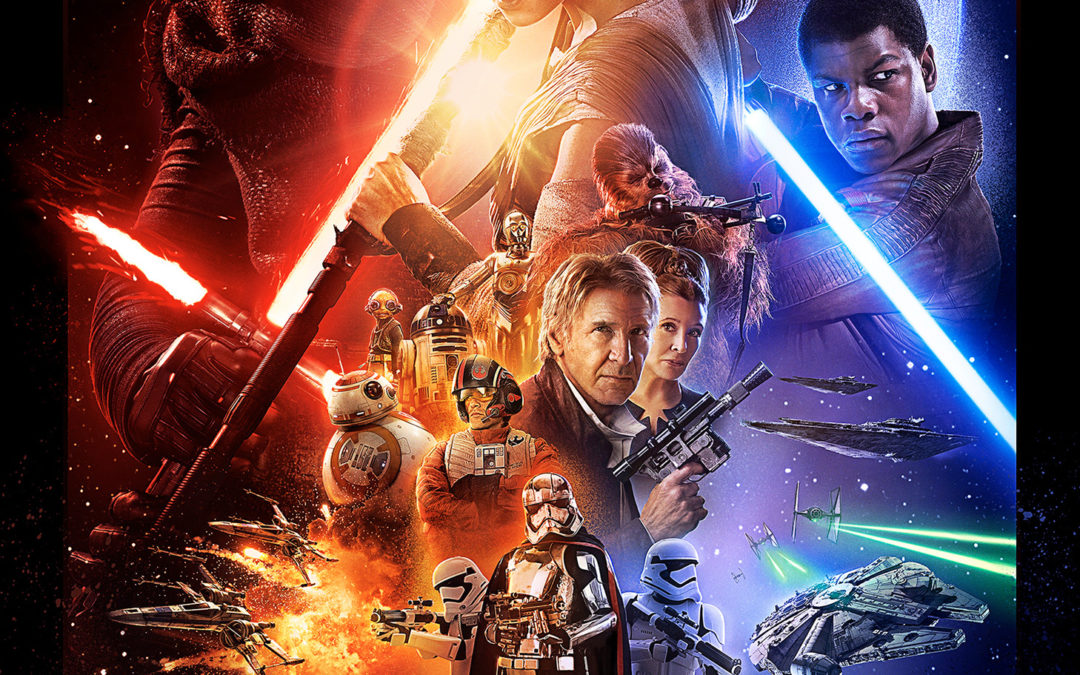 Star Wars – The Force Awakens