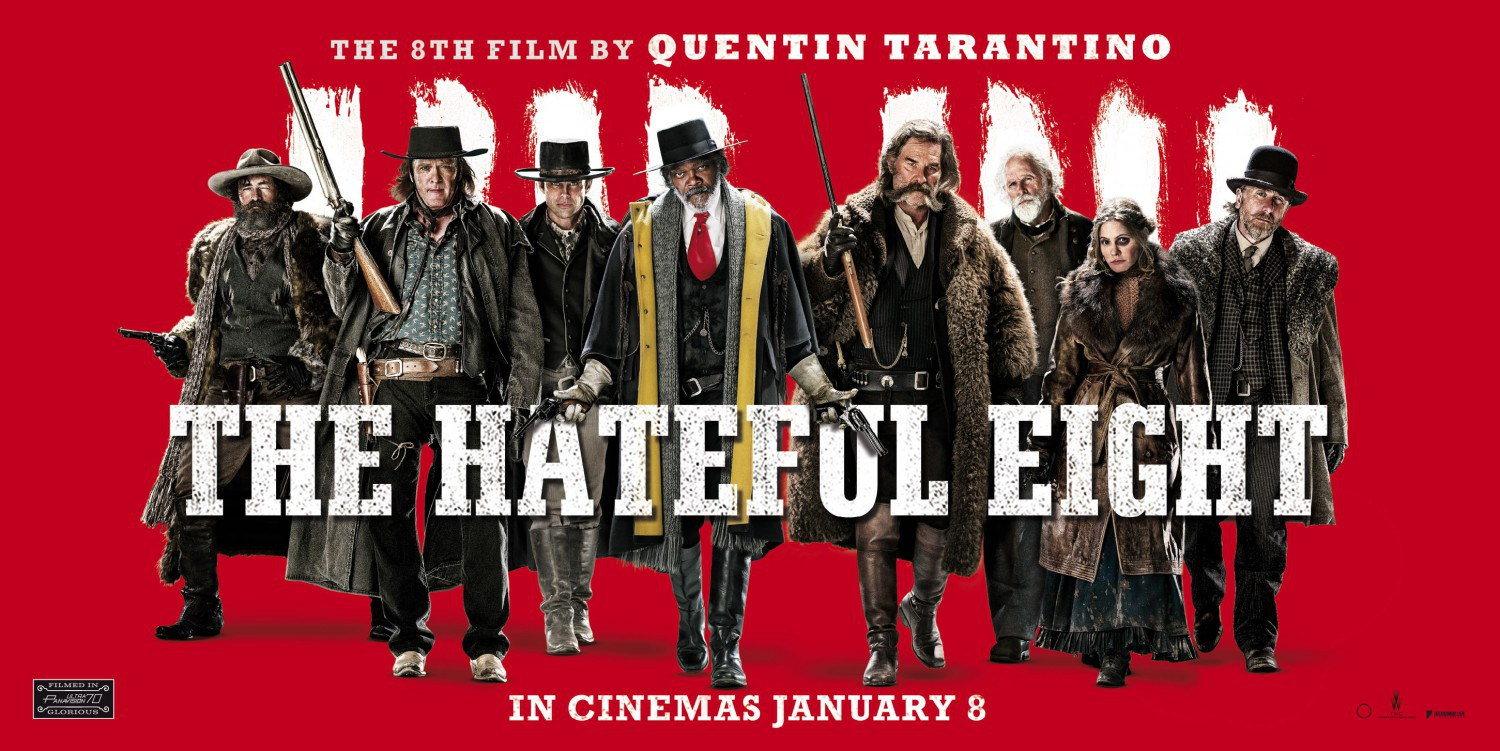 The Hateful Eight Film Review