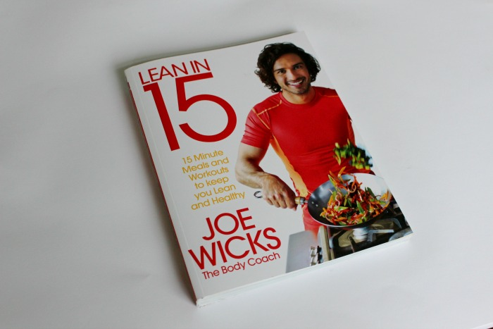 lean in 15 cookbook