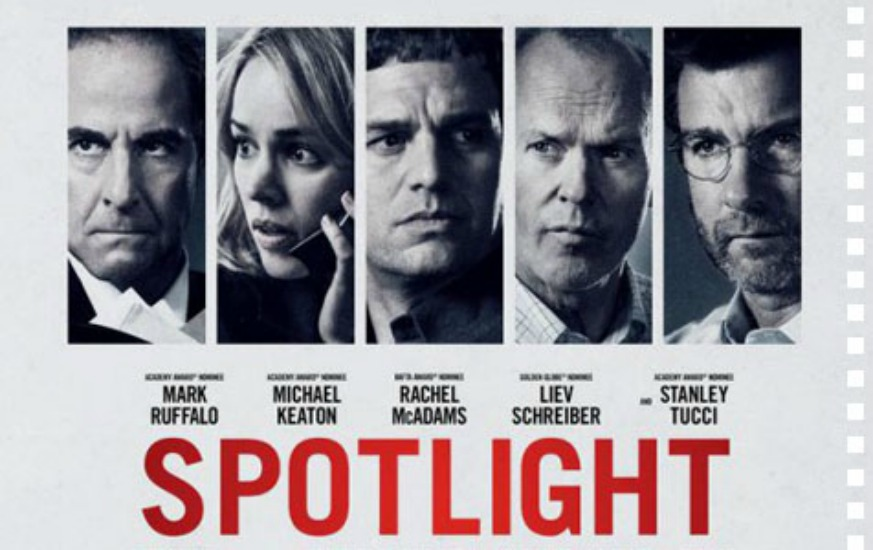 Spotlight – Film Review