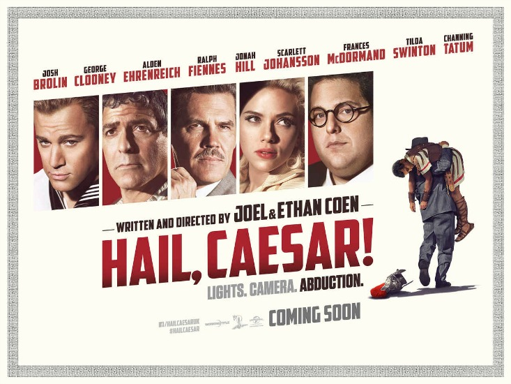 Hail, Caesar! Film Review