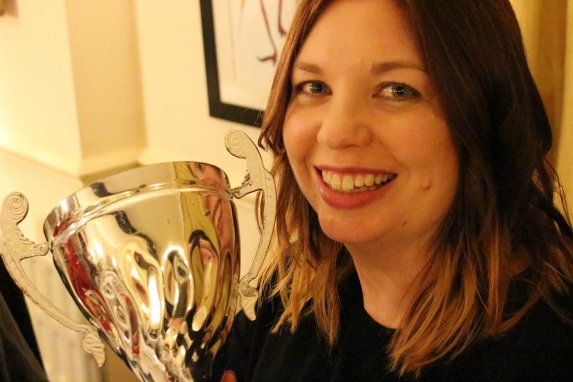 The Darren Ridehalgh Memorial Trophy