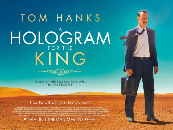 A hologram for the king movie review