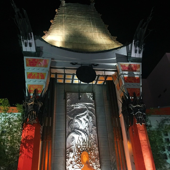 The Chinese Theatre, LA