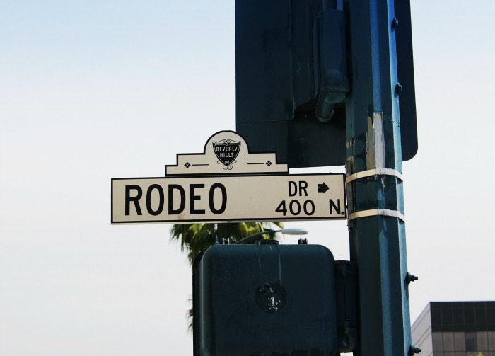 Exploring Rodeo Drive, Beverley Hills