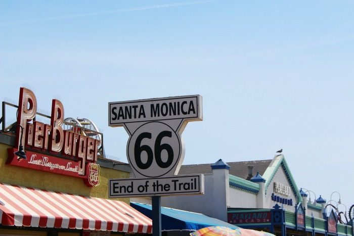 24 hours in Santa Monica