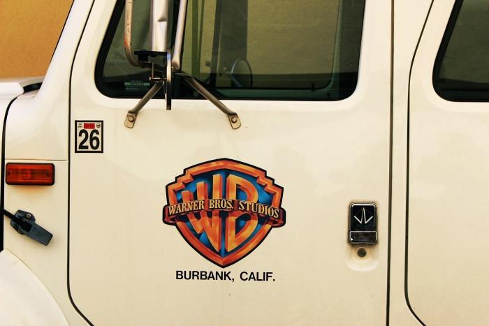 Warner Brothers Studio Tour. Hollywood