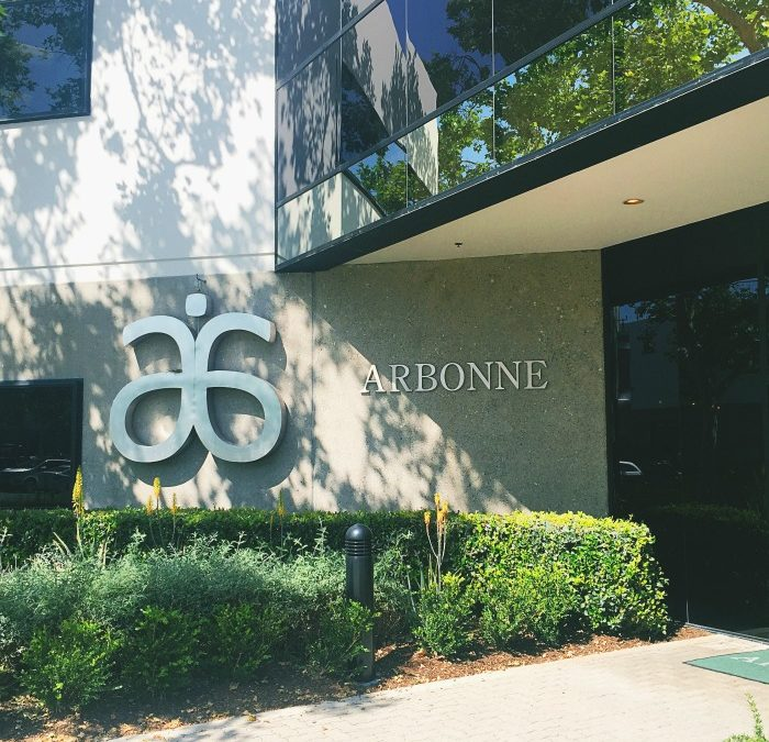 Visiting Arbonne's Home Office