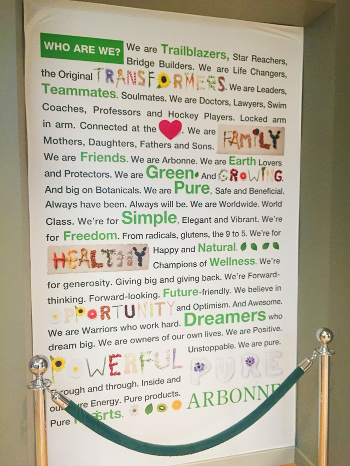 Arbonne Head Office, Irvine, California