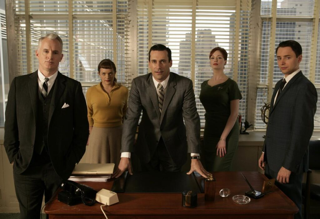 Mad Men Season 1 Favourites