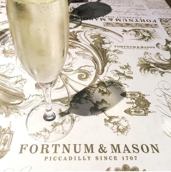 What I Did November 2016 - Fortnum and Mason