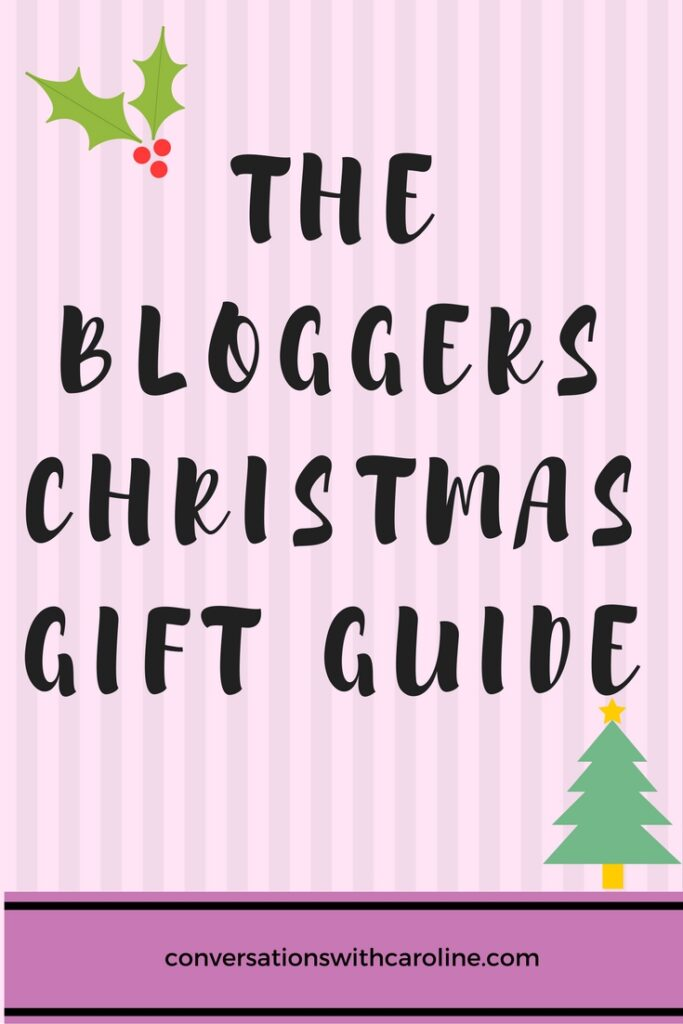 The Bloggers Christmas Gift Guide