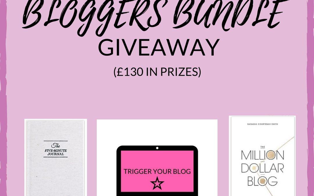 Bloggers Bundle Giveaway!