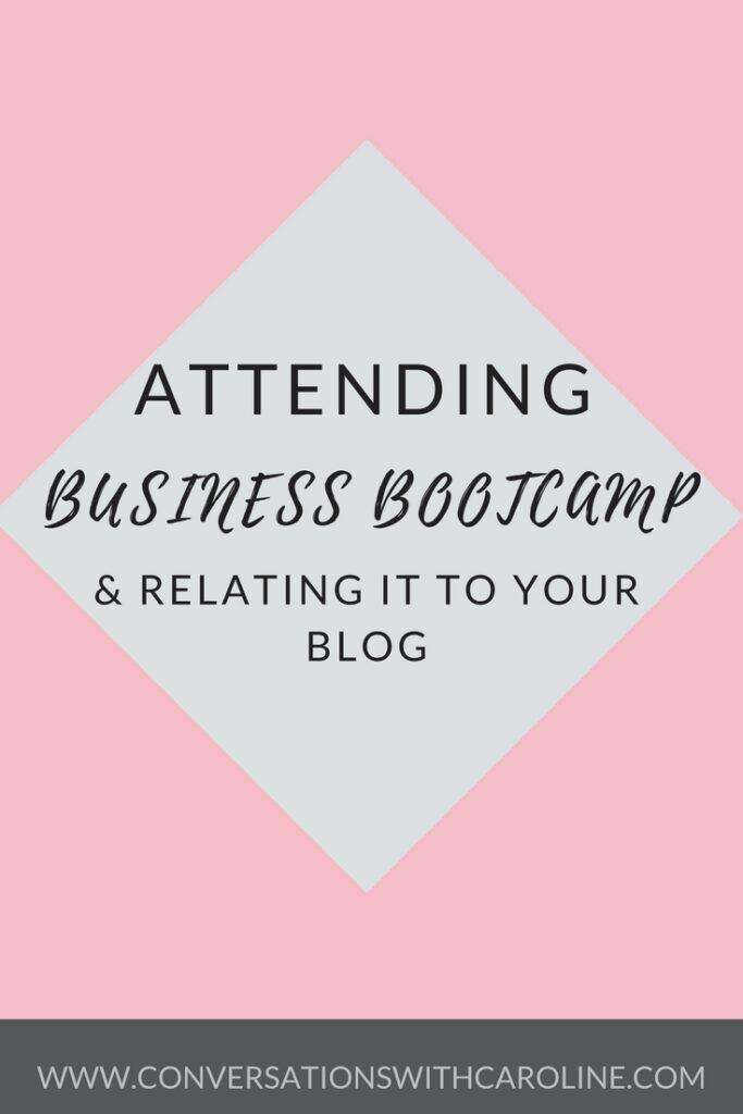 Entrepreneurial Spark Bootcamp