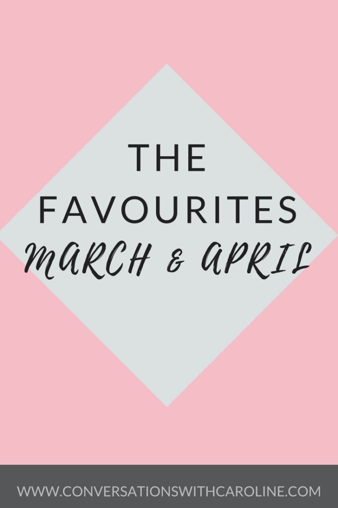 The Favourites - March and April