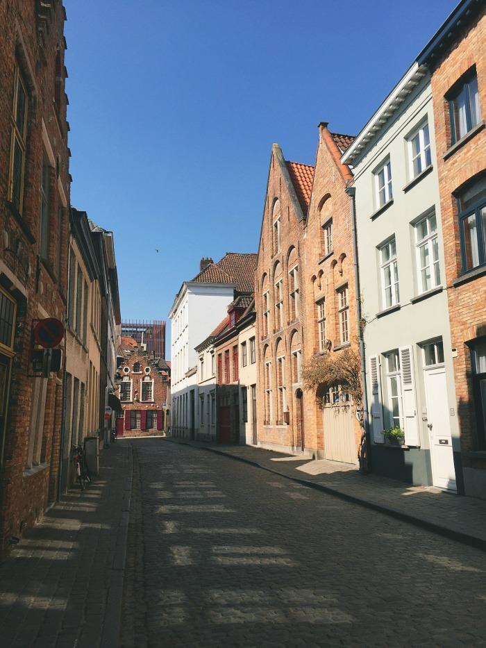 A Day in Bruges