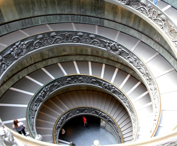 The Vatican Steps